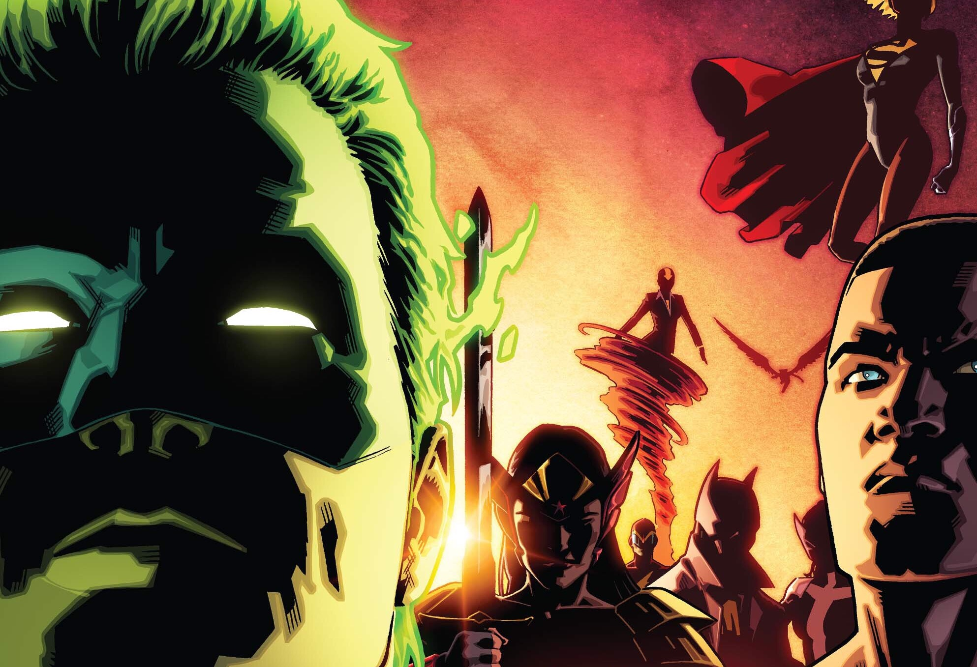 [EXCLUSIVE] DC Preview: Earth 2: Society #17