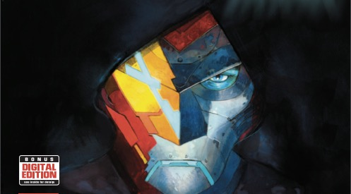 Infamous Iron Man #1 Review
