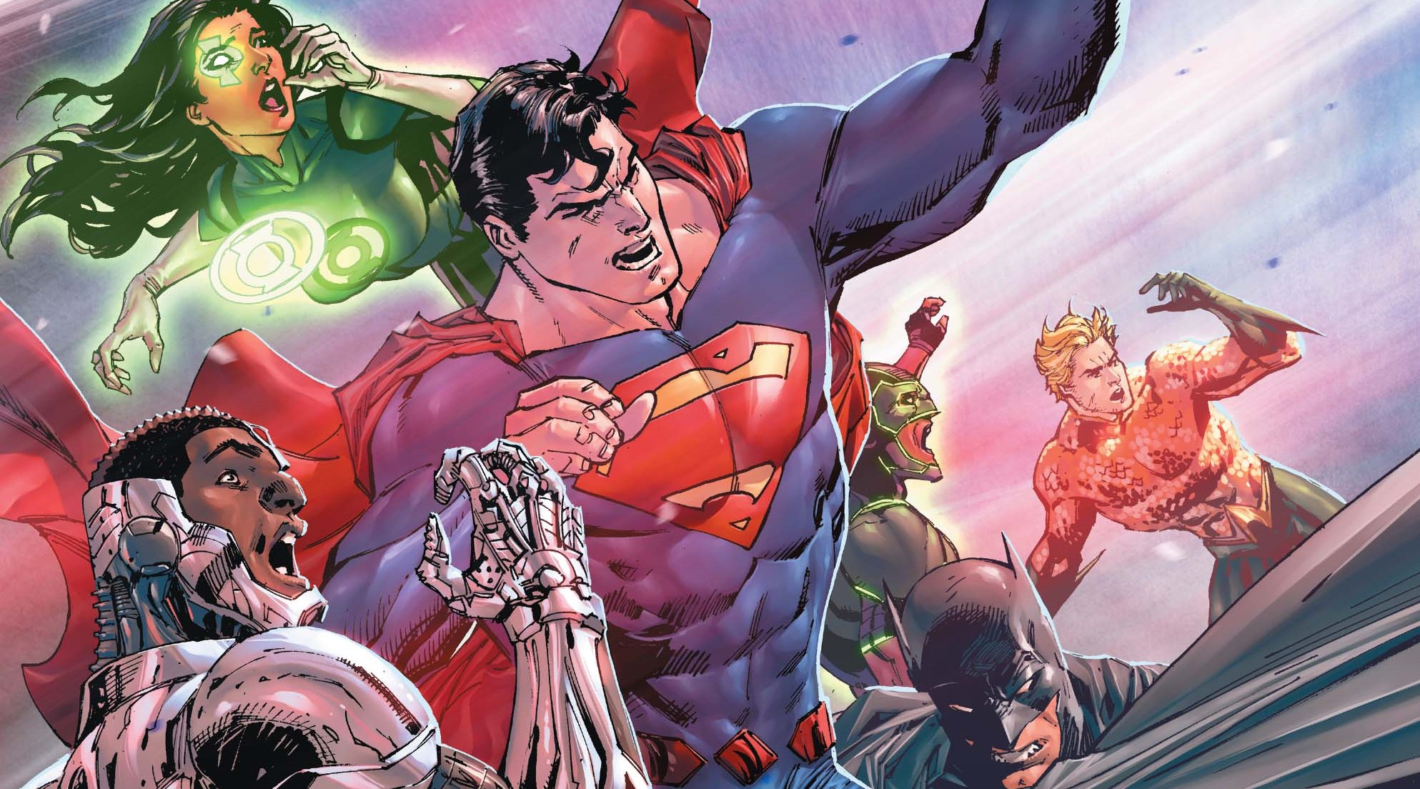 Justice League #6 Review
