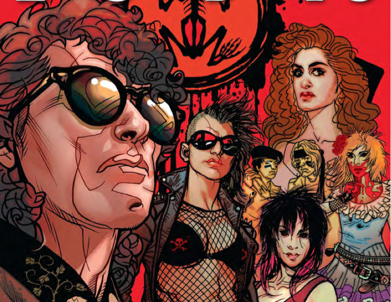 [30 Days of Halloween] The Lost Boys #1 Review