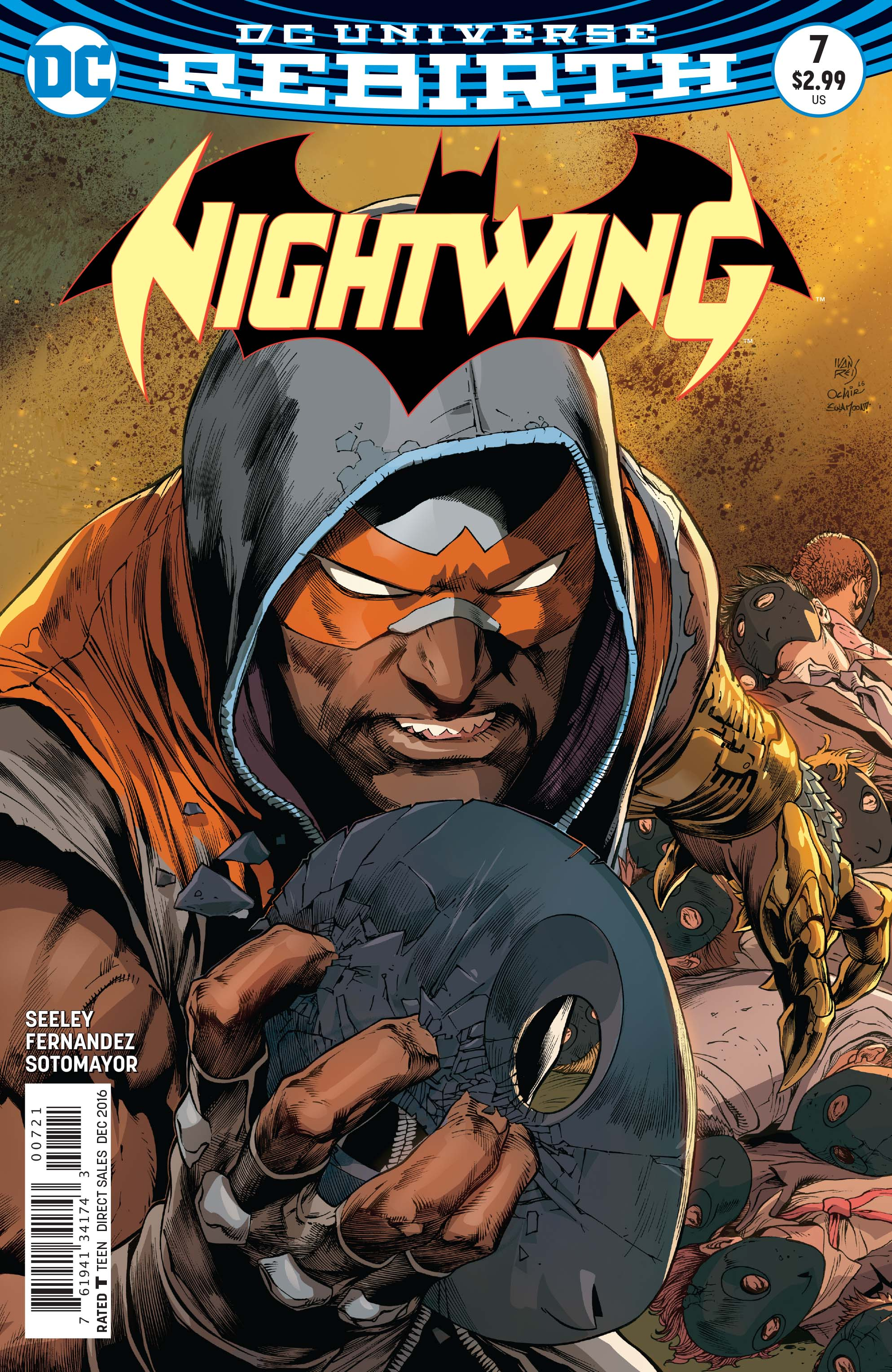 Nightwing #7 Review