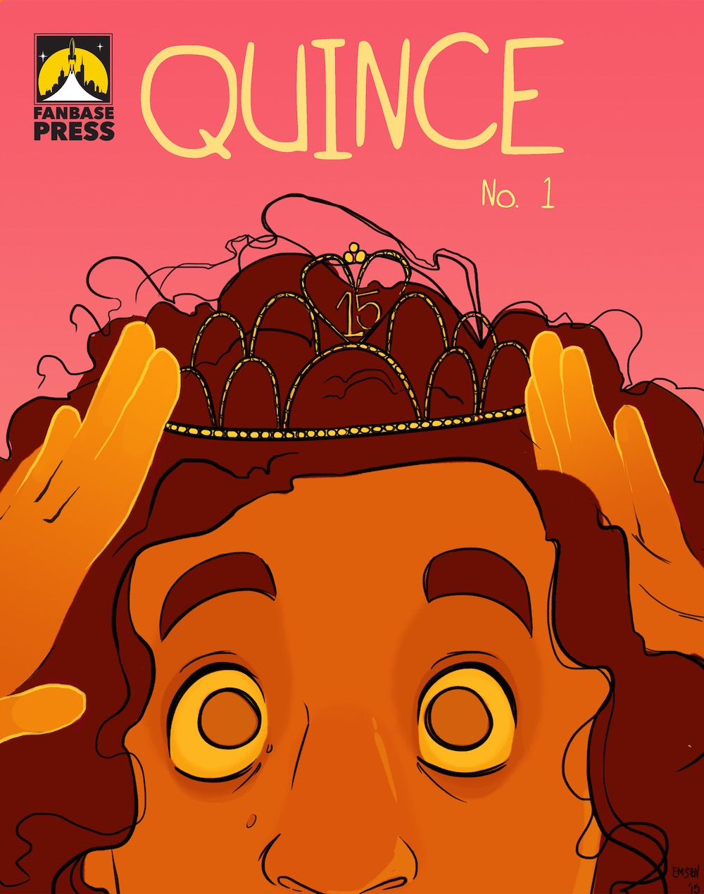 Fanbase Press Preview: Quince #1