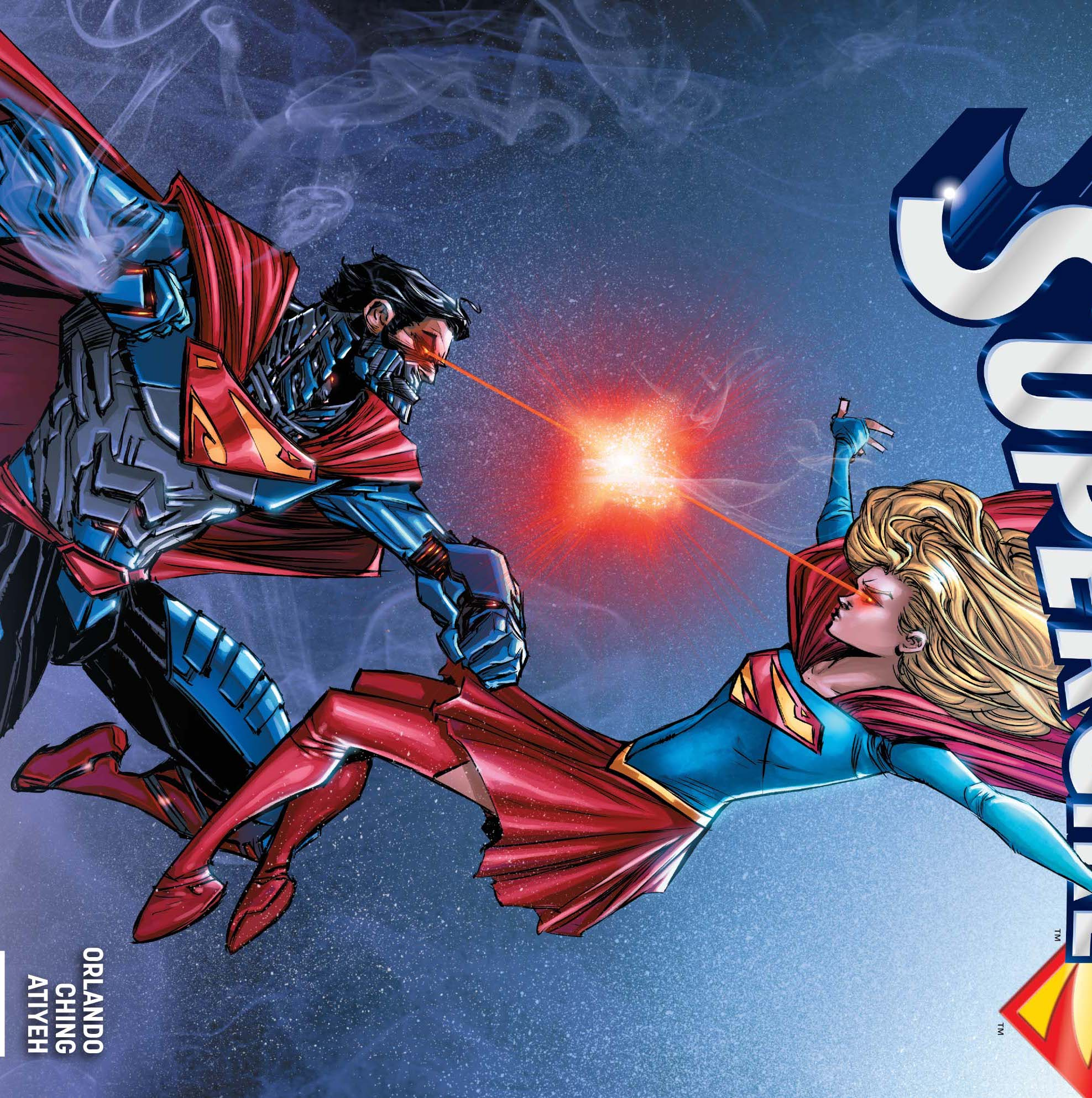 Supergirl #2 Review
