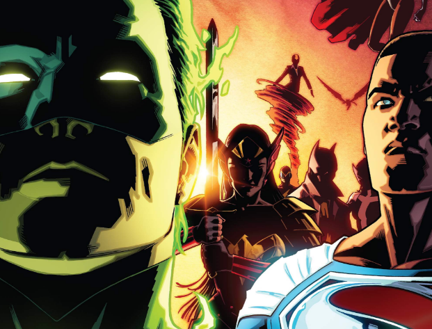 Earth 2: Society #17 Review