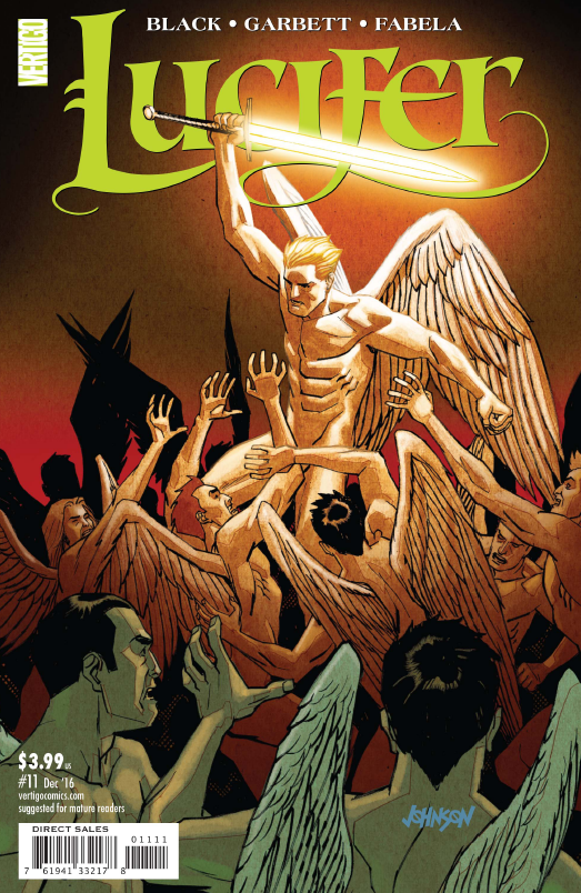 Lucifer #11 Review