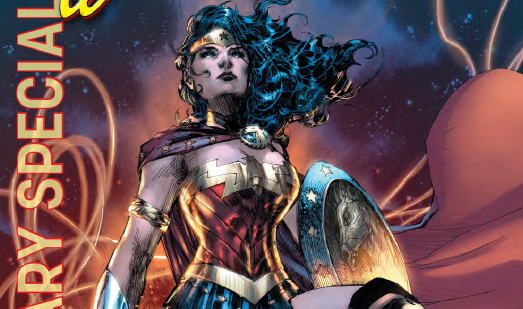 Wonder Woman 75th Anniversary Special #1 Review