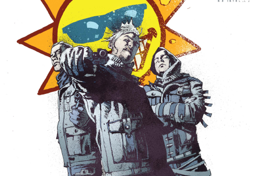 Frostbite #2 Review