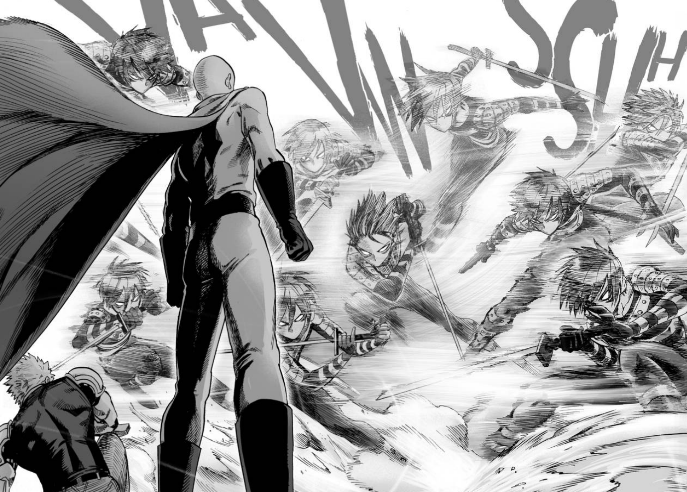 One-Punch Man Vol. 9 Review