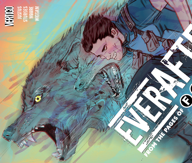 Everafter: From the Pages of Fables #3 Review