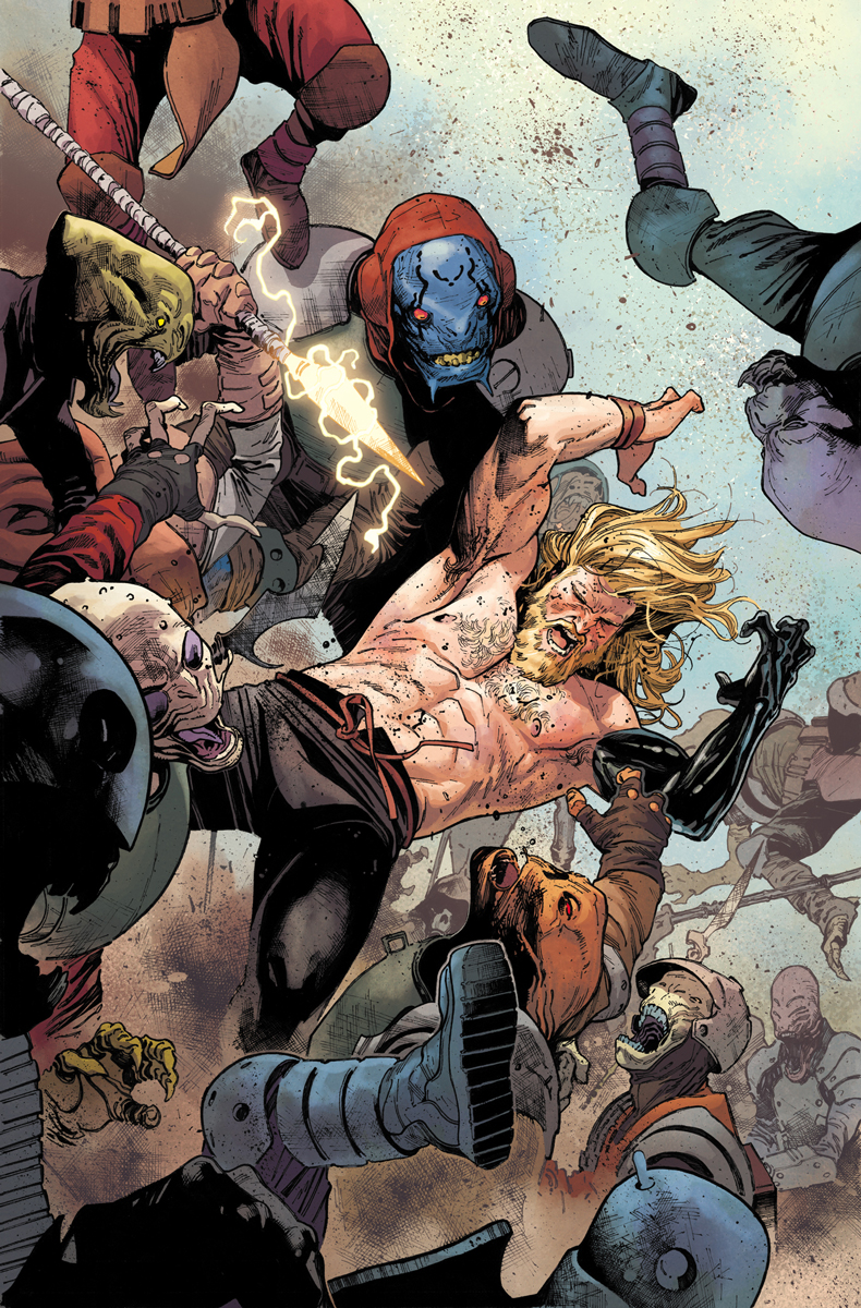 Marvel Preview: The Unworthy Thor #1