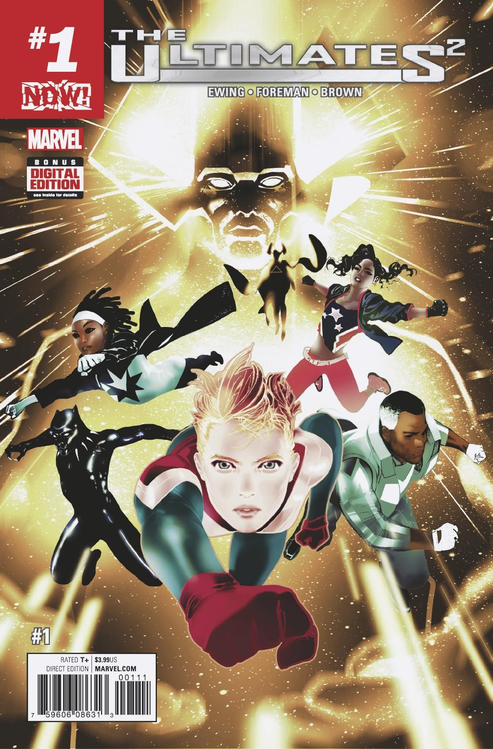 Marvel Preview: Ultimates 2 #1