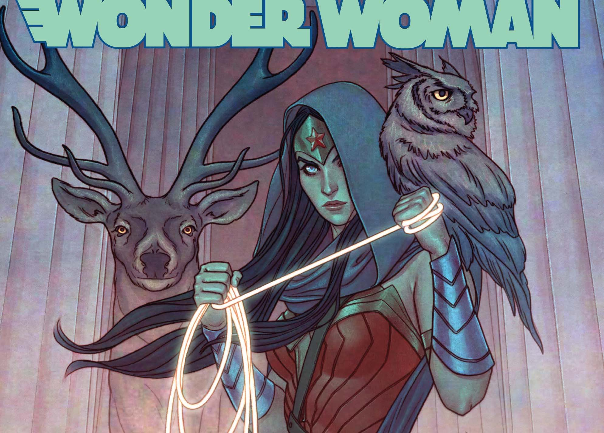 Wonder Woman #8 Review