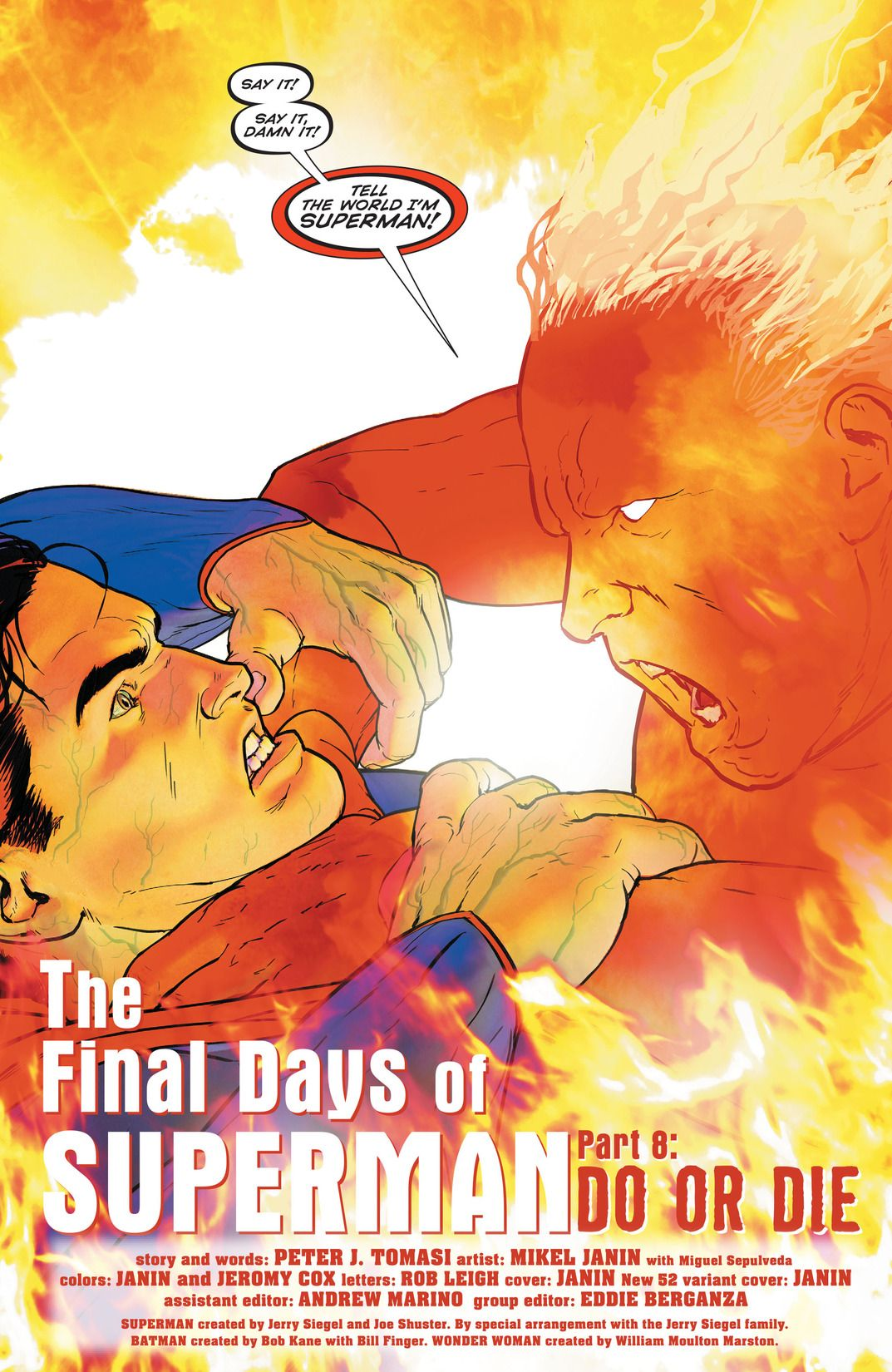The Final Days of Superman Review