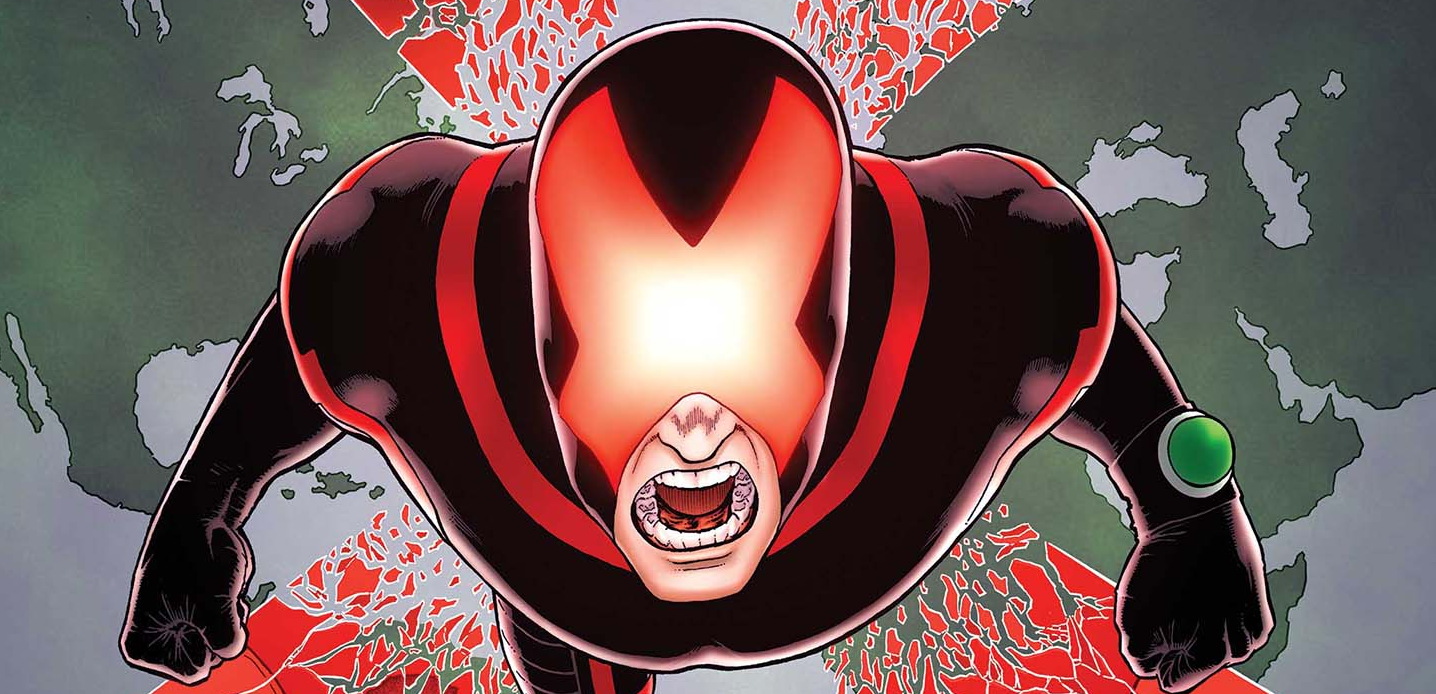 Death of X #1 Review