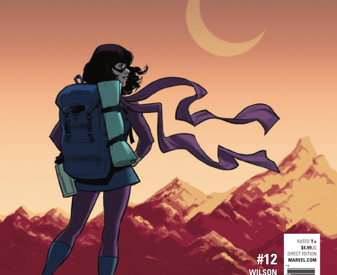 Ms. Marvel #12 Review