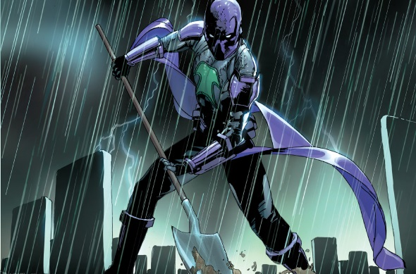 The Prowler #1 Review