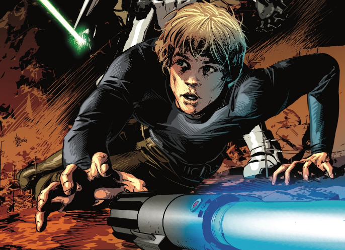 Marvel Preview: Star Wars #24