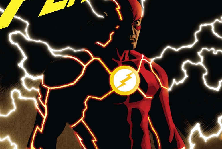 The Flash #8 Review