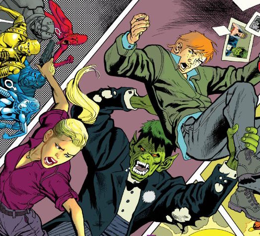 Keith Giffen Shares 35 years of Experience, Talks Sugar and Spike, Marvel vs. DC and More