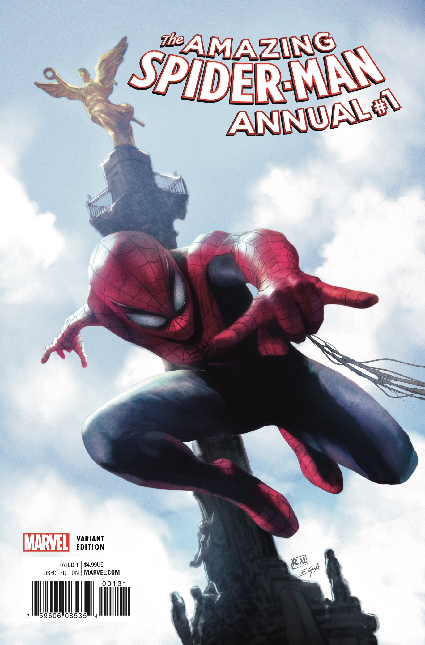 Amazing Spider-Man Annual #1 Review