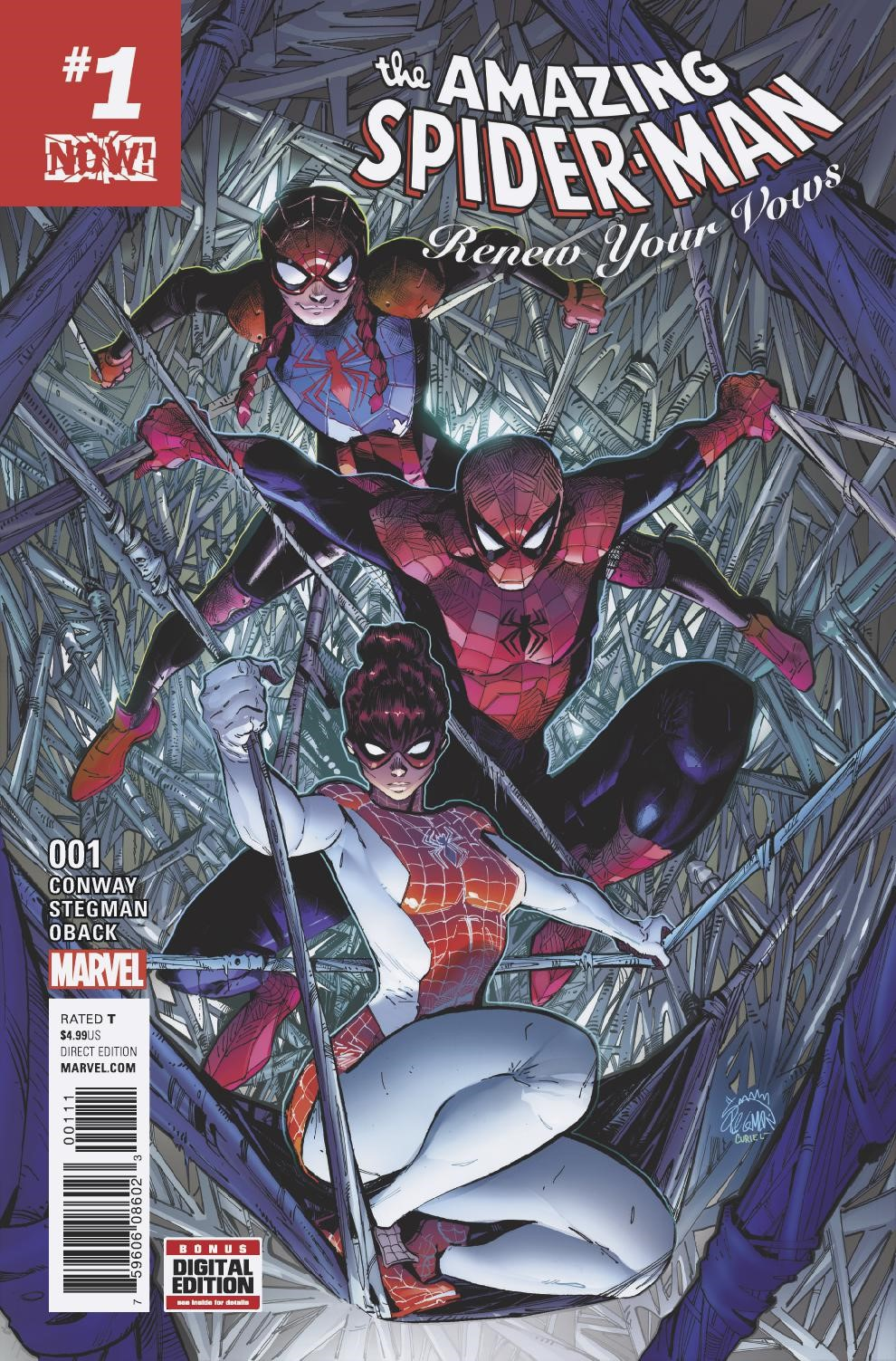 Amazing Spider-Man: Renew Your Vows #1 Review