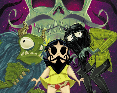 Chimichanga: The Sorrow of the World's Worst Face #2 Review