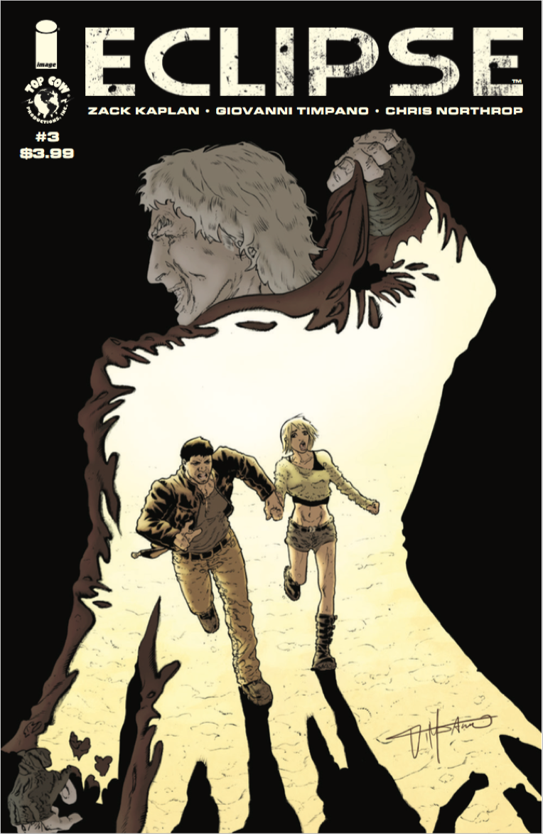 Eclipse #3 Review