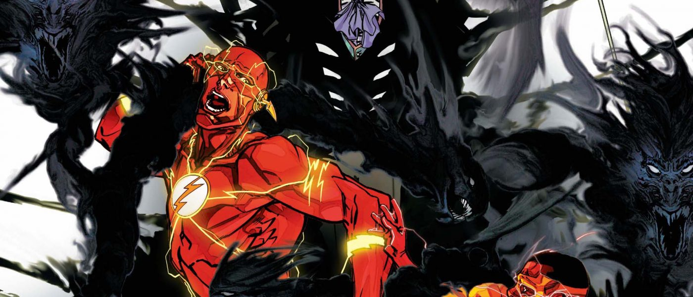The Flash #10 Review