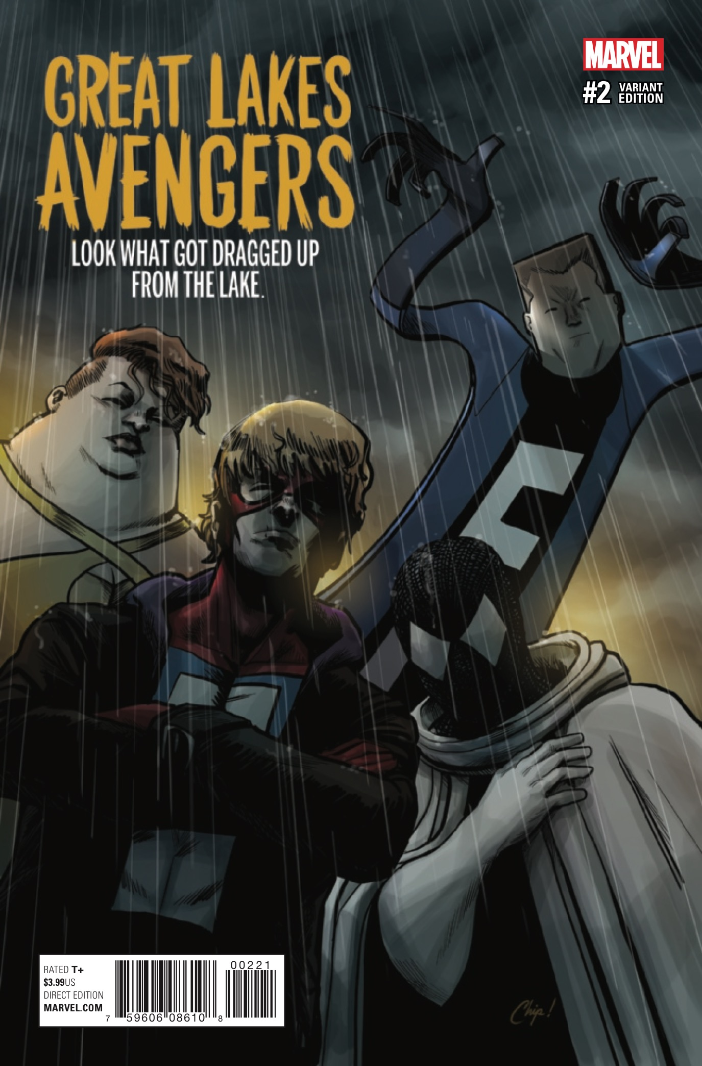 Marvel Preview: Great Lakes Avengers #2