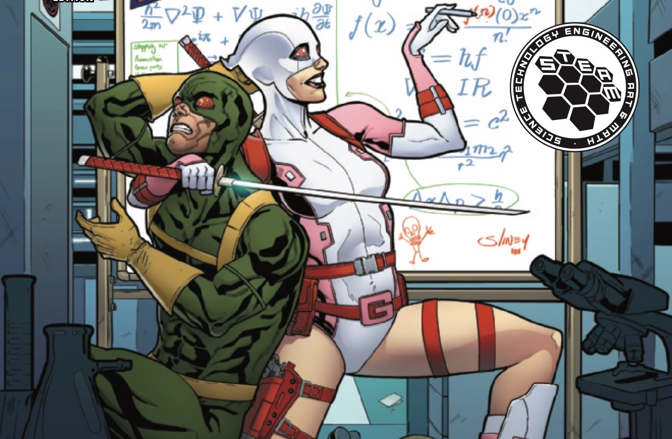 Marvel Preview: The Unbelievable Gwenpool #8