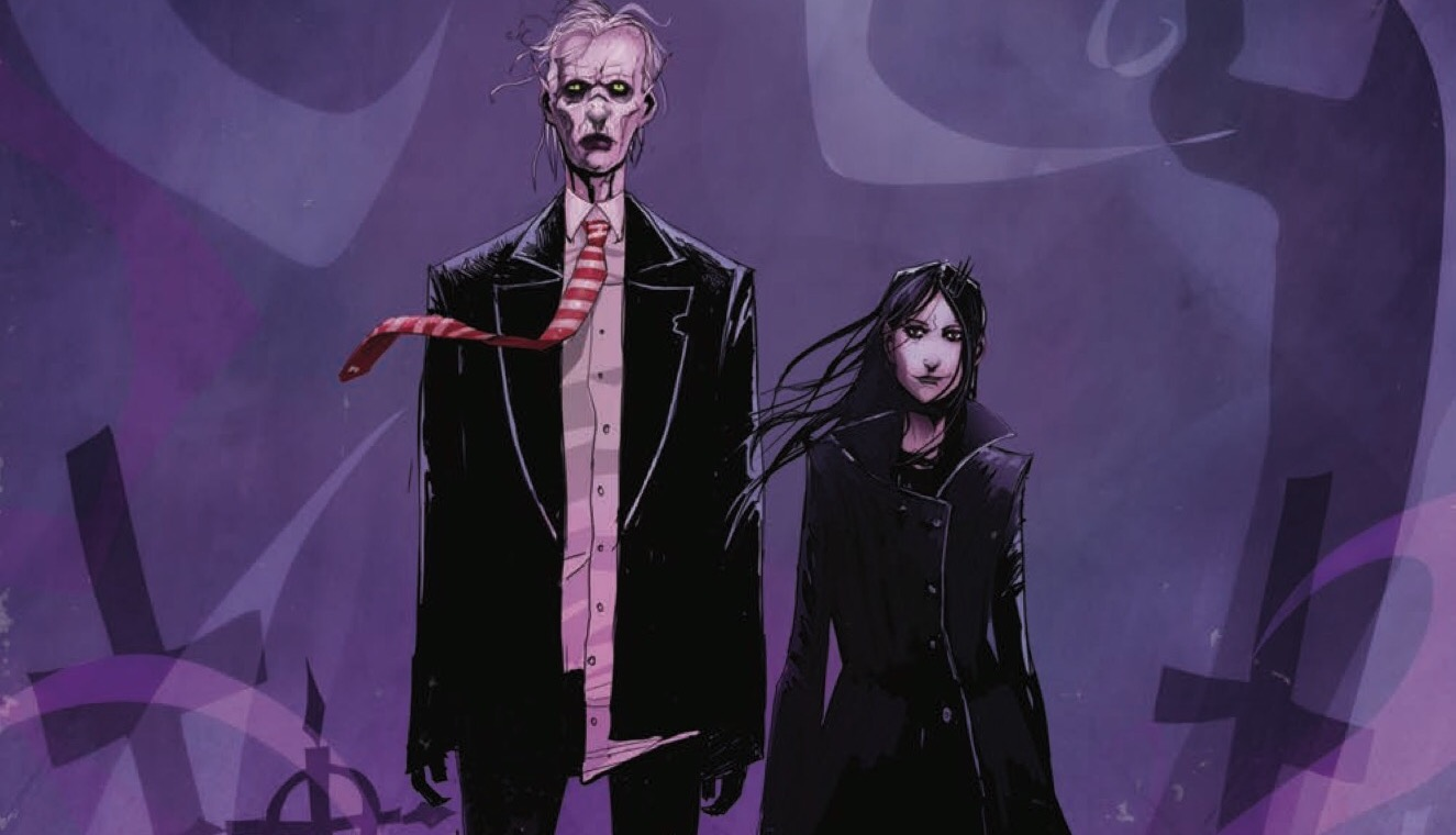 [EXCLUSIVE] IDW Preview: The October Faction: Deadly Season #2