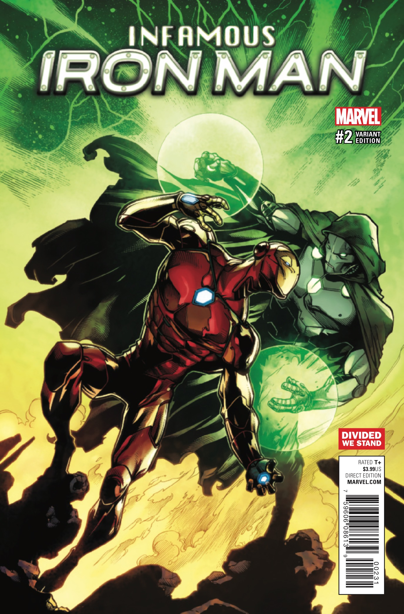 Infamous Iron Man #2 Review