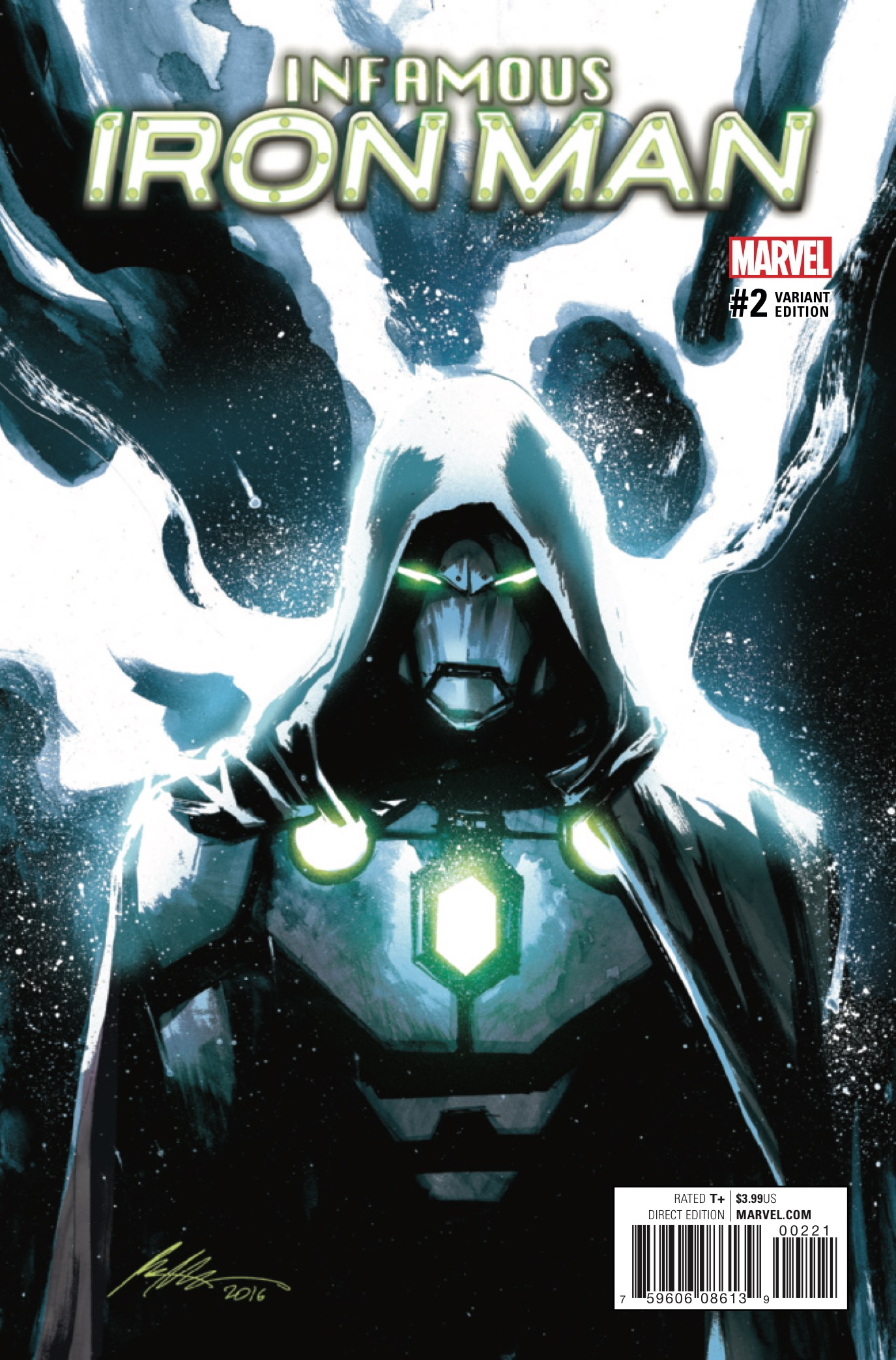 Marvel Preview: Infamous Iron Man #2