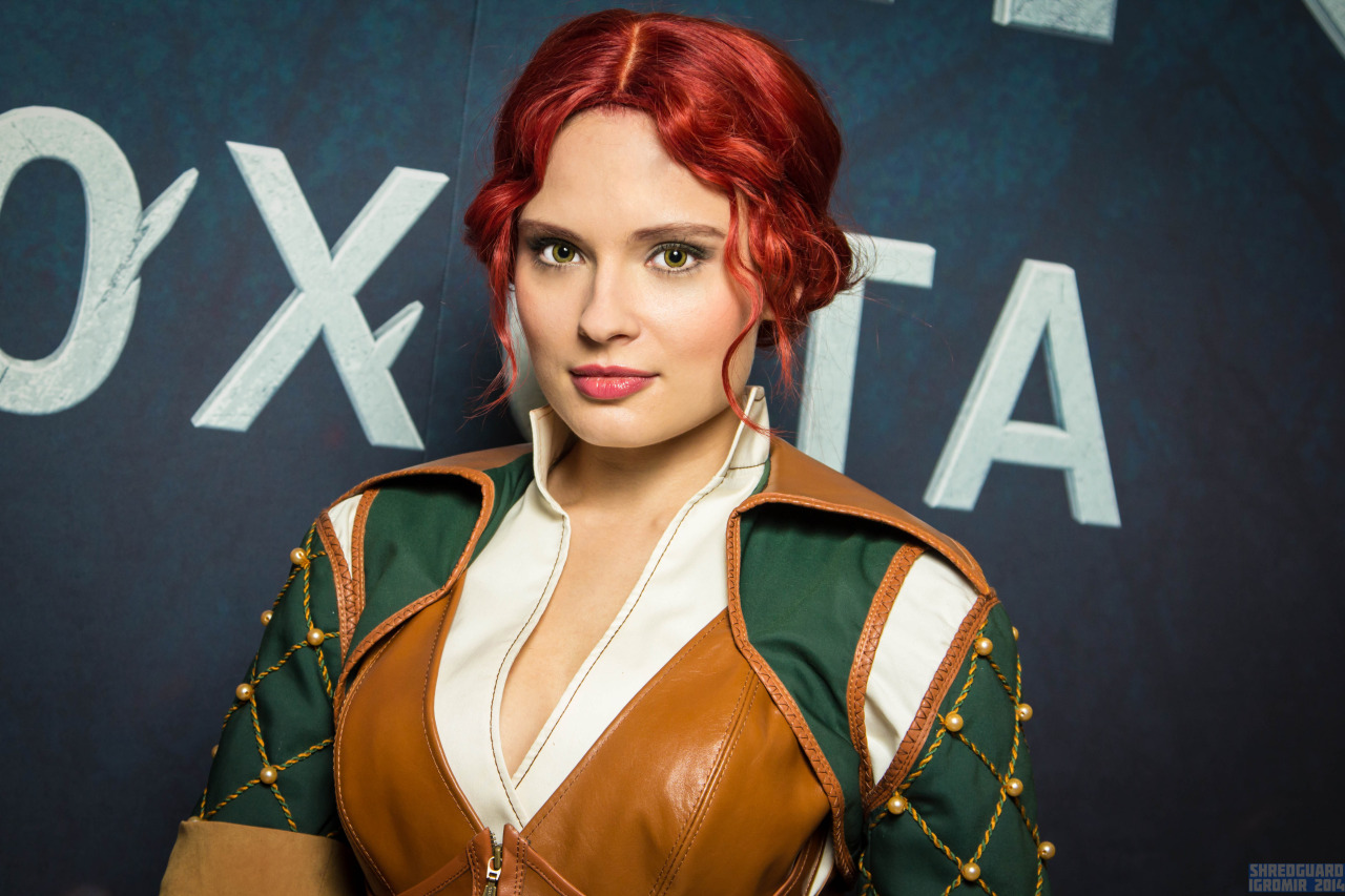 witcher triss cosplay