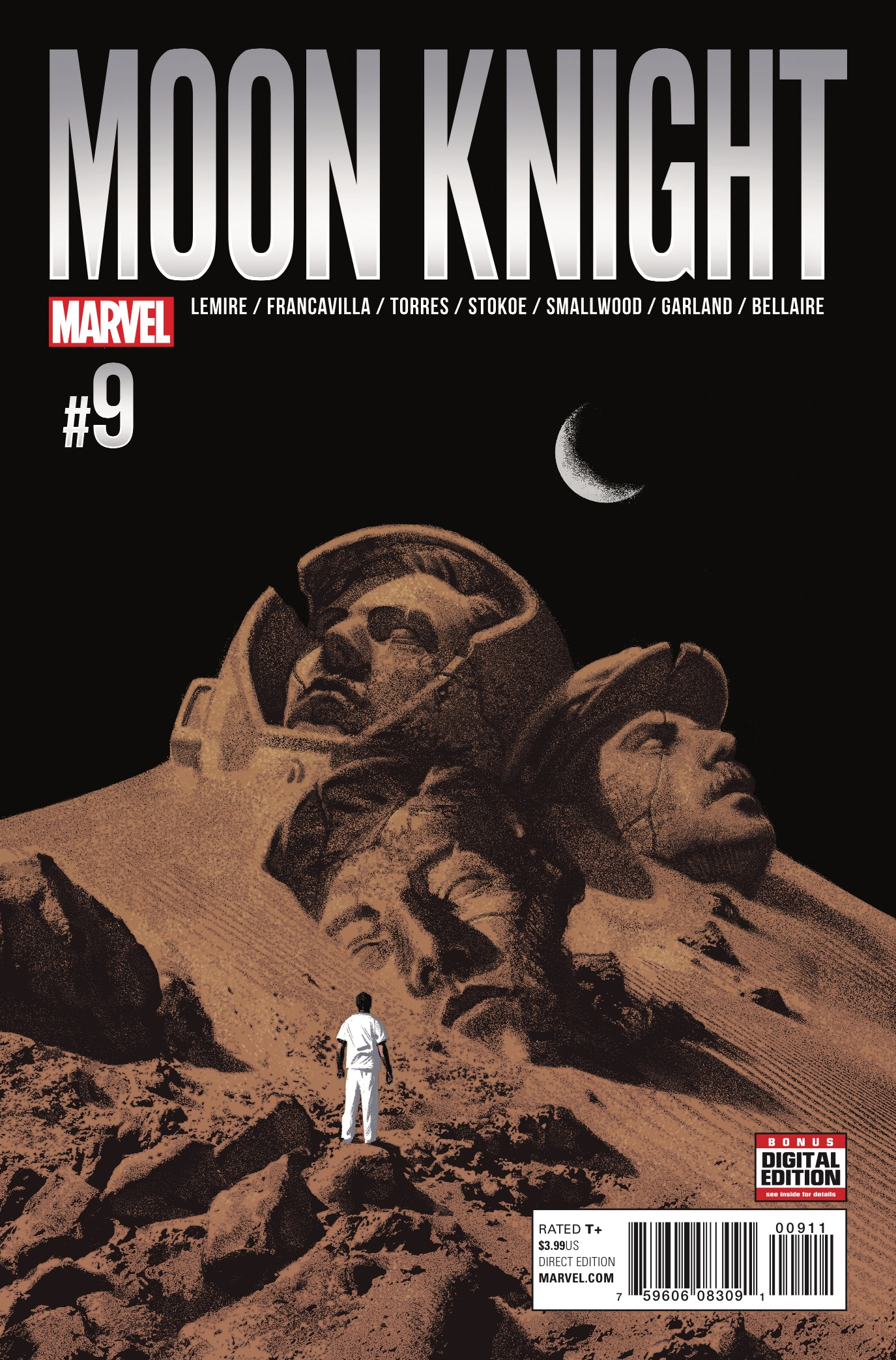 [EXCLUSIVE] Marvel Preview: Moon Knight #9