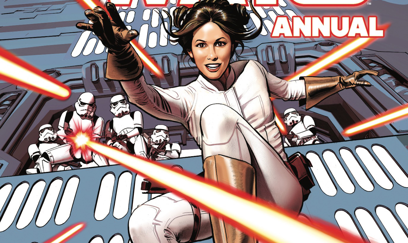 [EXCLUSIVE] Marvel Preview: Star Wars Annual #2