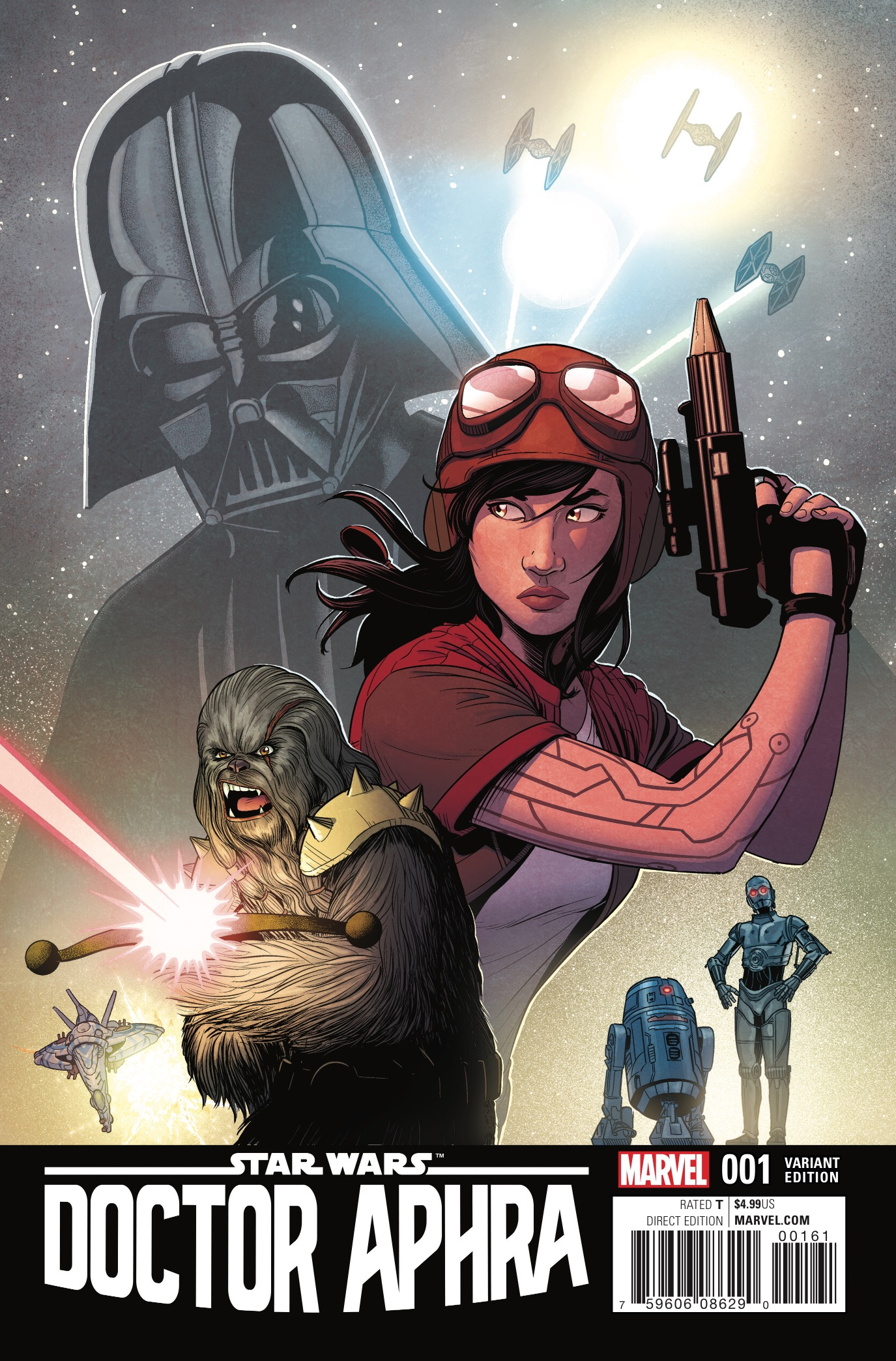 Star Wars: Doctor Aphra #1 Review