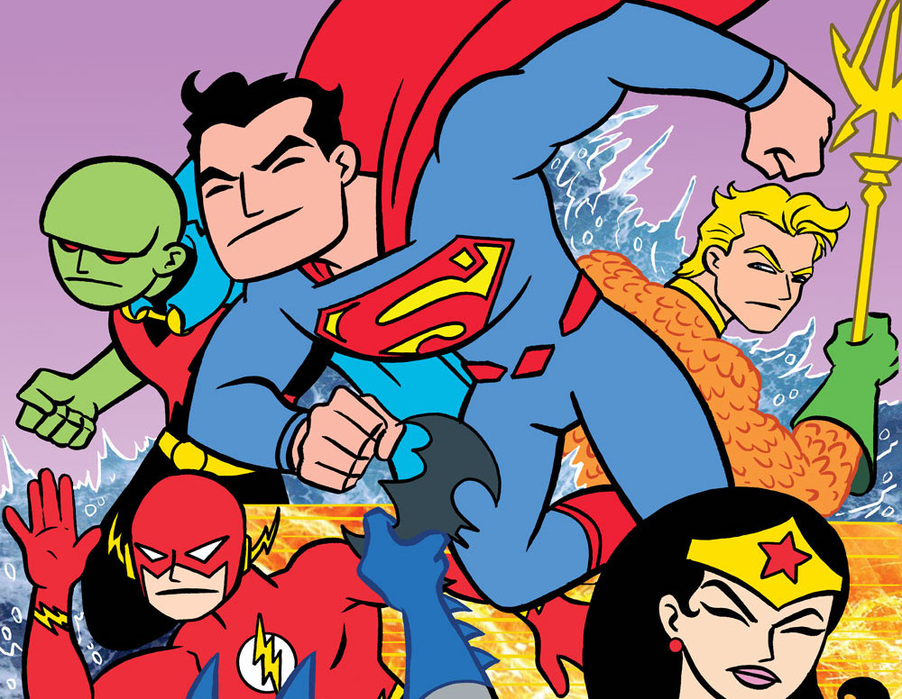 Super Powers #1 Review