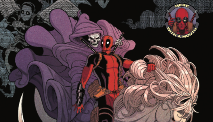 Marvel Preview: Deadpool #22