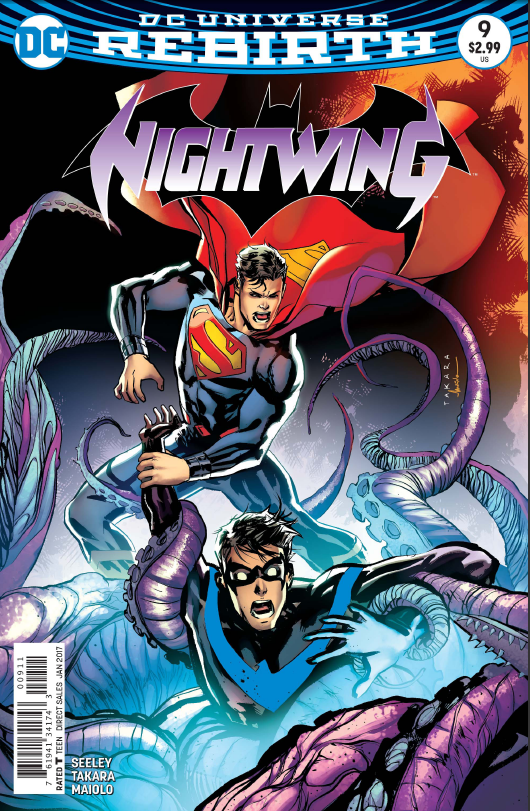 Nightwing #9 Review