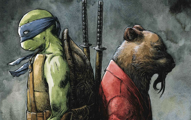 Teenage Mutant Ninja Turtles #64 Review