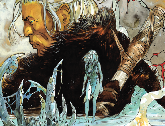 The Goddamned #5 Review