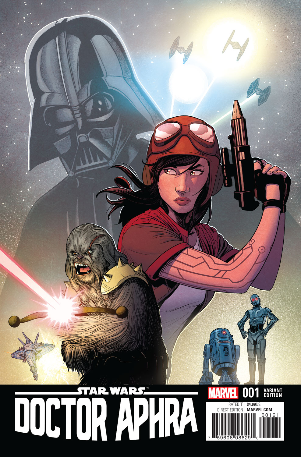 Marvel Preview: Doctor Aphra #1