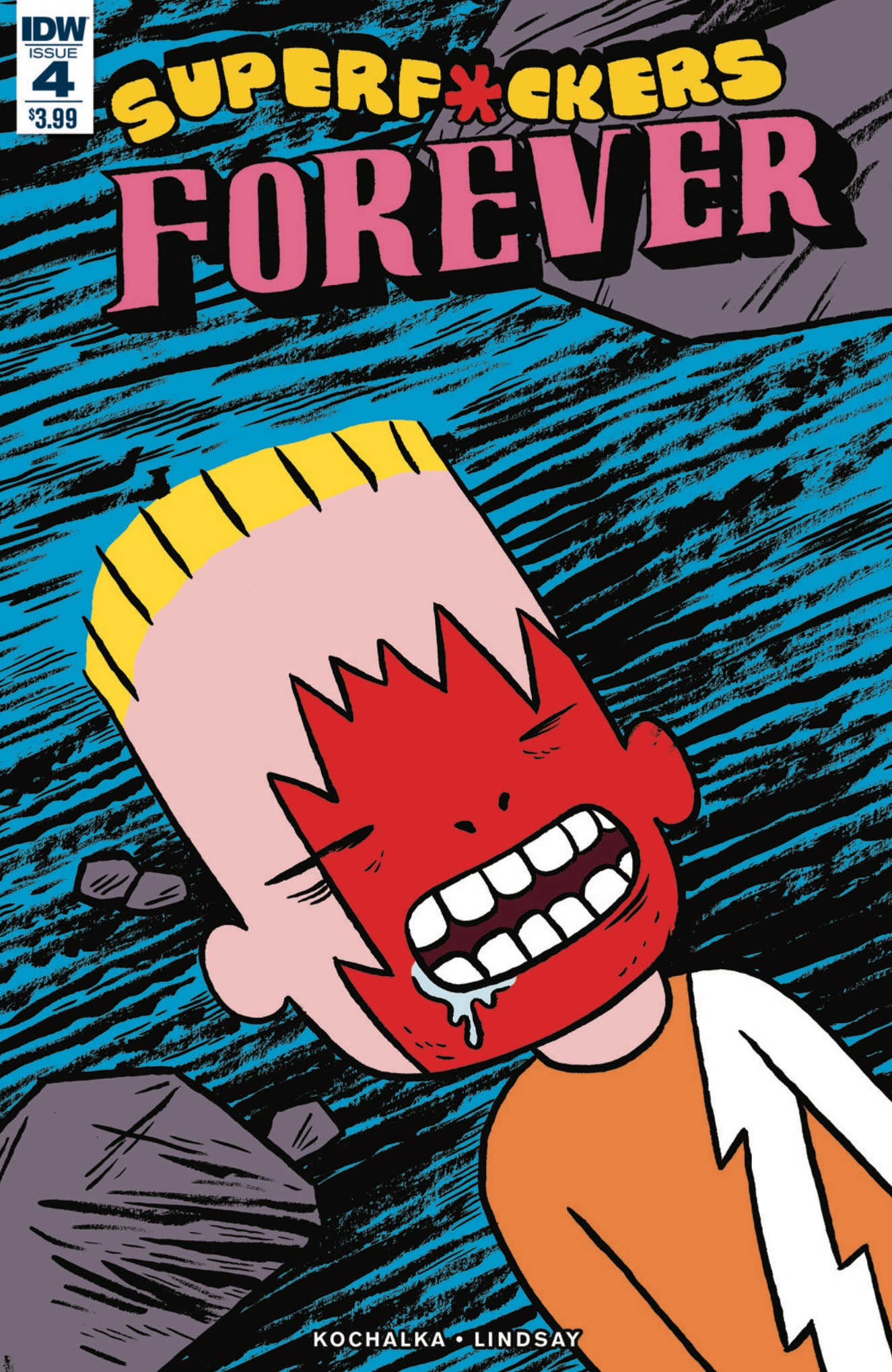 [EXCLUSIVE] IDW Preview: Superf*ckers Forever #4