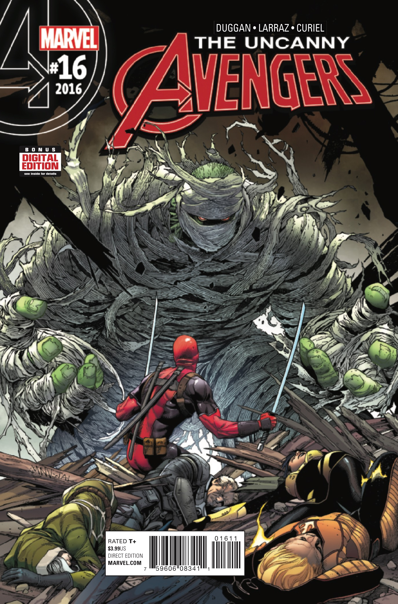Marvel Preview: Uncanny Avengers #16