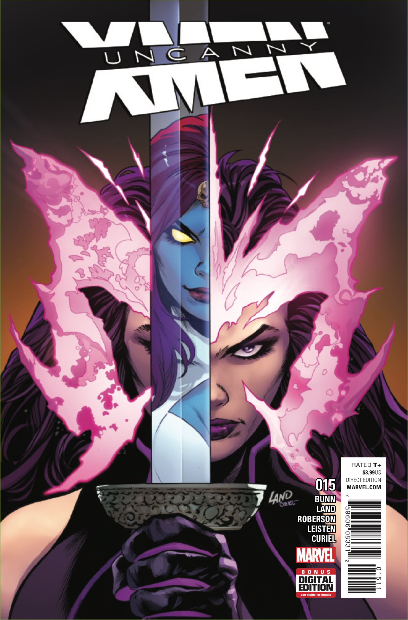 Marvel Preview: Uncanny X-Men #15