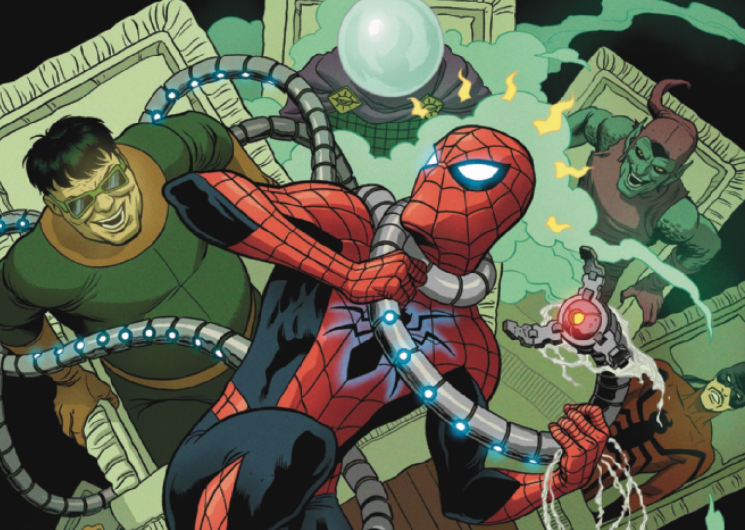 Amazing Spider-Man #21 Review