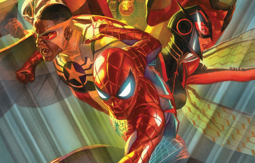 Avengers #1 Review