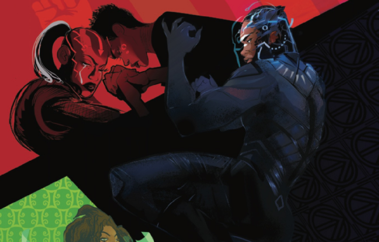 Marvel Preview: Black Panther: World of Wakanda #1