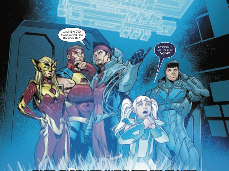 Thunderbolts #7 Review